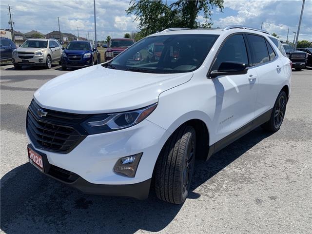 2020 Chevrolet Equinox LT (Stk: 58369) in Carleton Place - Image 1 of 18
