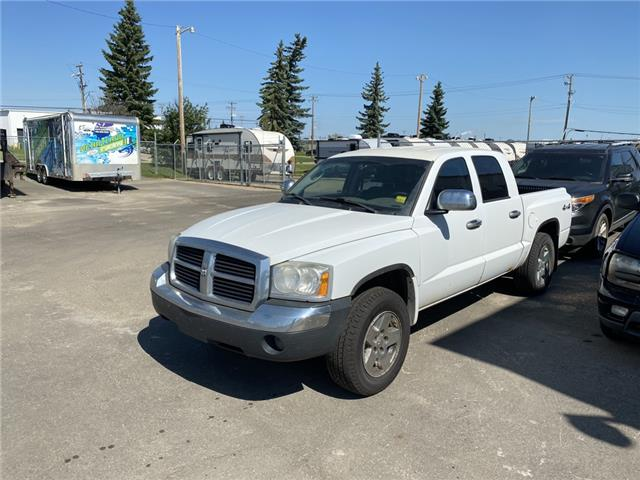 2005 Dodge Dakota SLT (Stk: HW930A) in Fort Saskatchewan - Image 1 of 4
