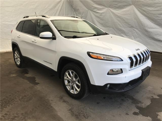 2015 Jeep Cherokee North (Stk: 2012642) in Thunder Bay - Image 1 of 16