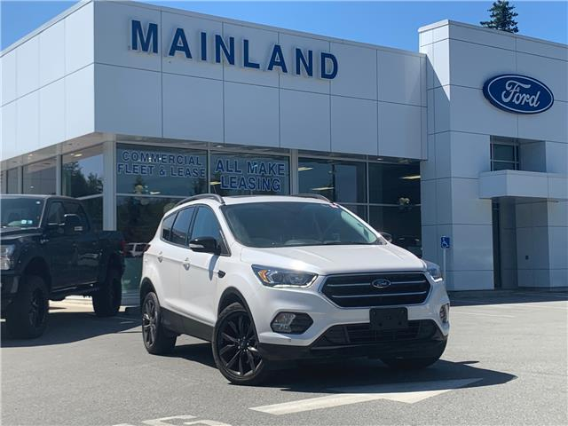 2019 Ford Escape Titanium (Stk: P1909) in Vancouver - Image 1 of 26