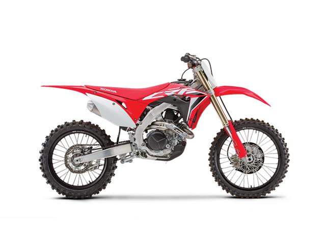 2020 Honda CRF450R  (Stk: B300349) in Fort St. John - Image 1 of 1