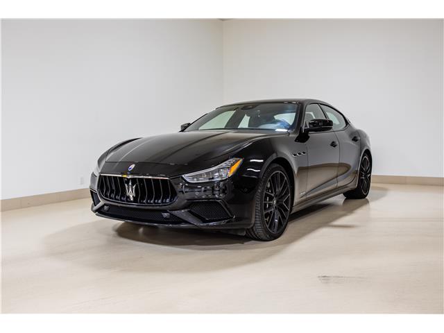 2019 Maserati Ghibli S Q4 GranSport (Stk: 967MC) in Calgary - Image 1 of 15