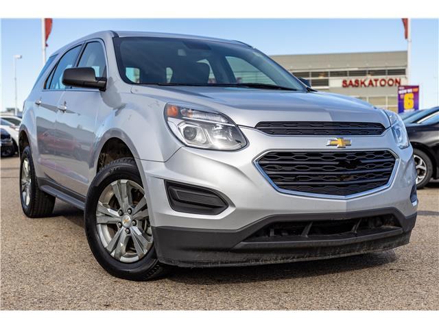 2016 Chevrolet Equinox LS 2GNALBEK9G6131745 40306A in Saskatoon