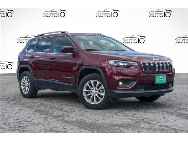 2019 Jeep Cherokee North (Stk: 27379UR) in Barrie - Image 1 of 27
