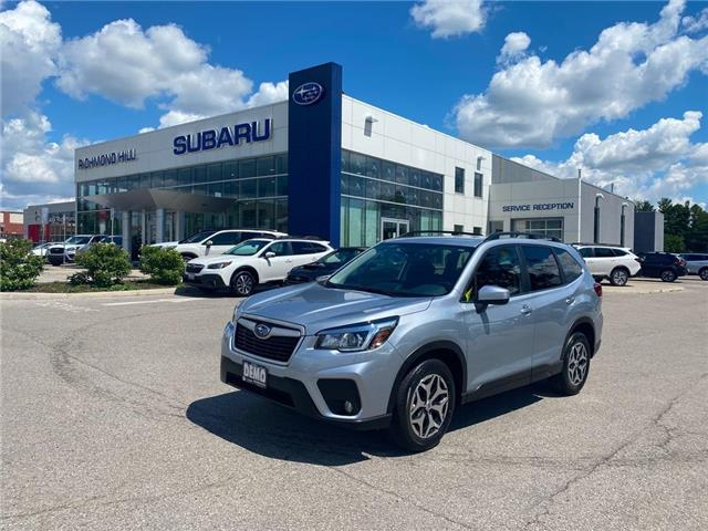 2020 Subaru Forester Convenience (Stk: 34038) in RICHMOND HILL - Image 1 of 15