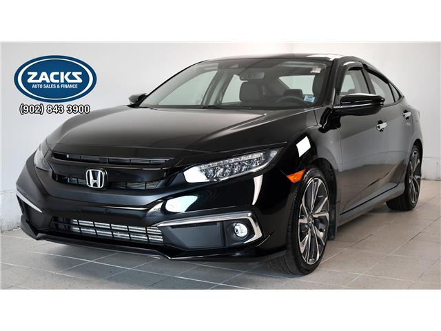 2019 Honda Civic Touring (Stk: 07028) in Truro - Image 1 of 30