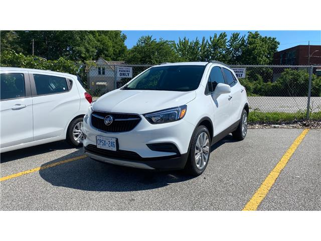 2020 Buick Encore Preferred (Stk: 20-0486) in LaSalle - Image 1 of 1