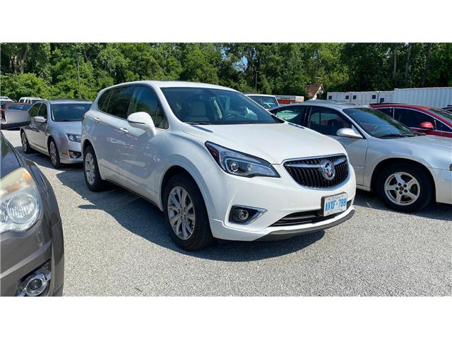 2020 Buick Envision Preferred (Stk: 20-0196) in LaSalle - Image 1 of 5