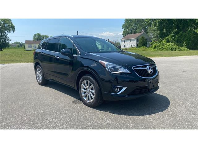 2020 Buick Envision Essence (Stk: 20-0433) in LaSalle - Image 1 of 30