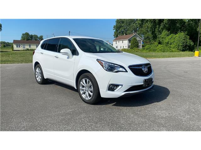 2020 Buick Envision Preferred (Stk: 20-0466) in LaSalle - Image 1 of 30