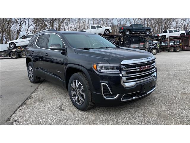 2020 GMC Acadia SLE (Stk: 20-0296) in LaSalle - Image 1 of 30