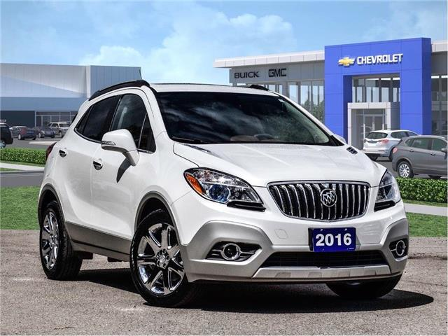 2016 Buick Encore Leather (Stk: P6443) in Markham - Image 1 of 28