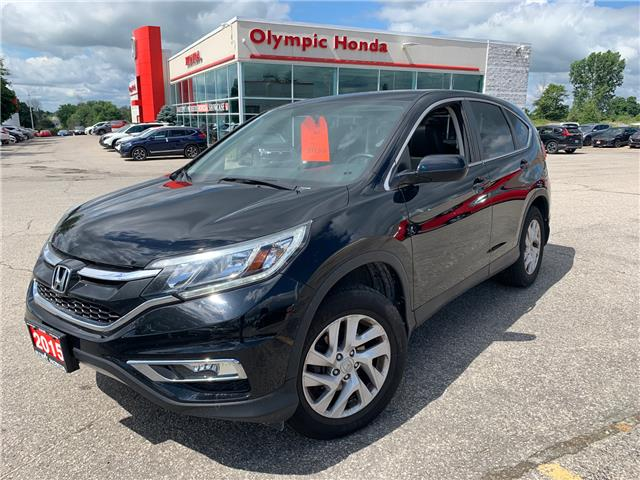 2015 Honda CR-V EX-L (Stk: U2192) in Guelph - Image 1 of 1