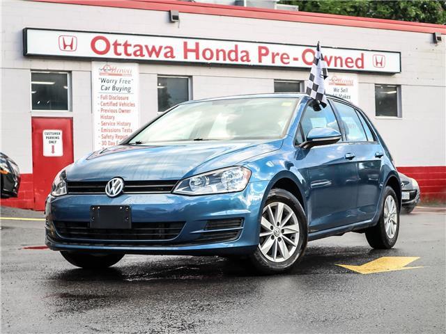 2016 Volkswagen Golf  (Stk: 337421) in Ottawa - Image 1 of 27