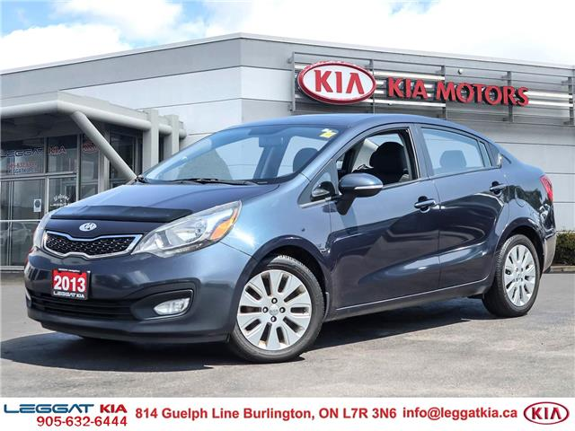 2013 Kia Rio  (Stk: 2515A) in Burlington - Image 1 of 22