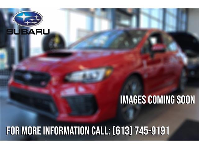 2020 Subaru Crosstrek Sport (Stk: SL676) in Ottawa - Image 1 of 1