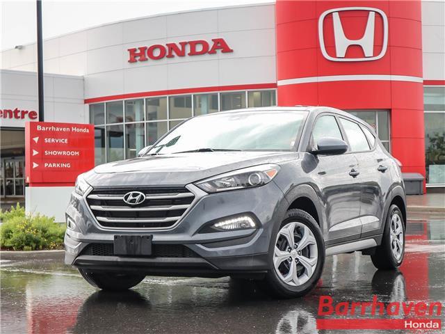2017 Hyundai Tucson  (Stk: B0621) in Ottawa - Image 1 of 27