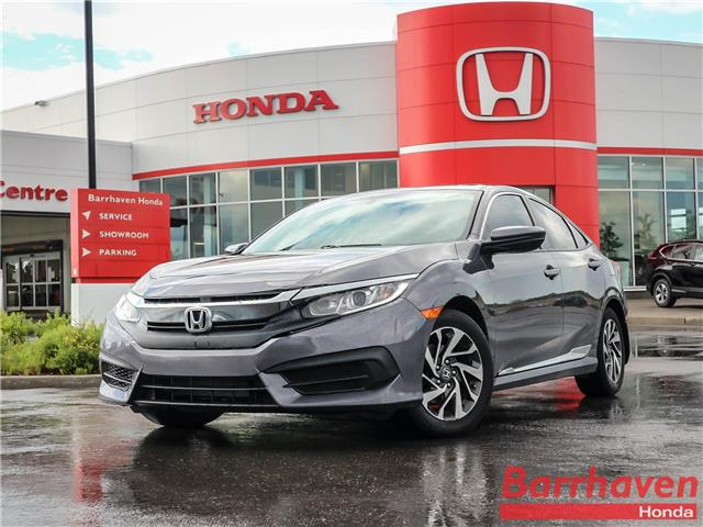 2016 Honda Civic EX (Stk: B0625) in Ottawa - Image 1 of 26