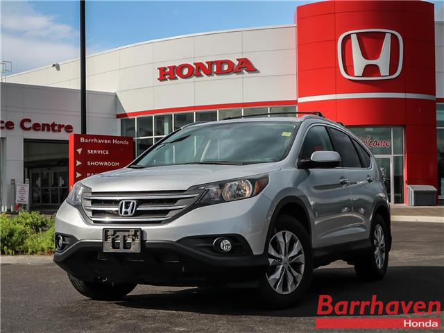 2013 Honda CR-V Touring (Stk: 2900A) in Ottawa - Image 1 of 11