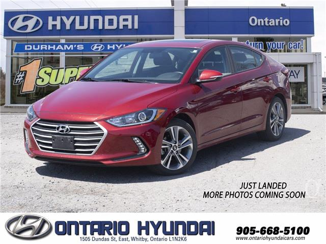 2017 Hyundai Elantra GLS (Stk: 97786K) in Whitby - Image 1 of 1