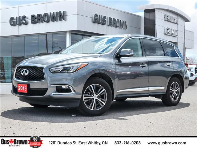 2019 Infiniti QX60 Pure (Stk: C511296X) in WHITBY - Image 1 of 27