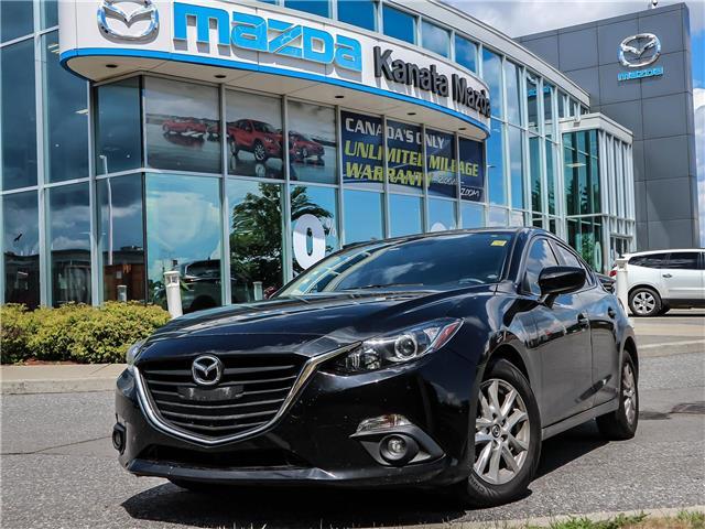 2015 Mazda Mazda3 Sport GS (Stk: 11605A) in Ottawa - Image 1 of 8