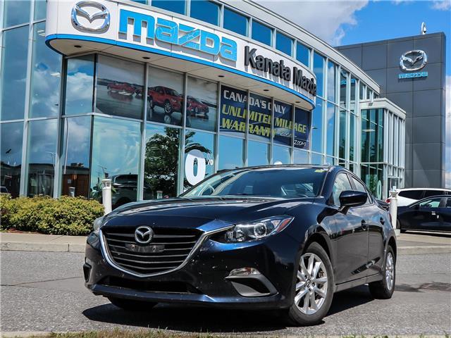 2016 Mazda Mazda3 GS (Stk: M1028) in Ottawa - Image 1 of 10
