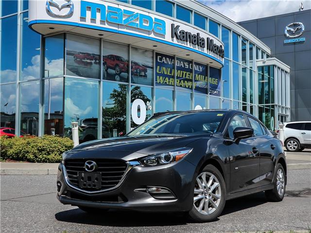 2018 Mazda Mazda3 GS (Stk: 11300A) in Ottawa - Image 1 of 28