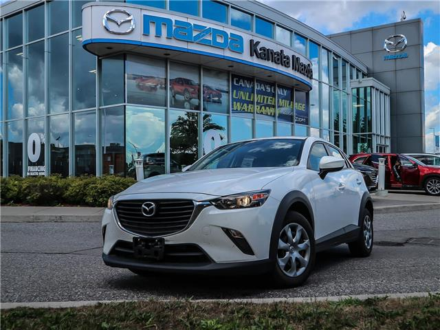 2017 Mazda CX-3 GX (Stk: M1031) in Ottawa - Image 1 of 8