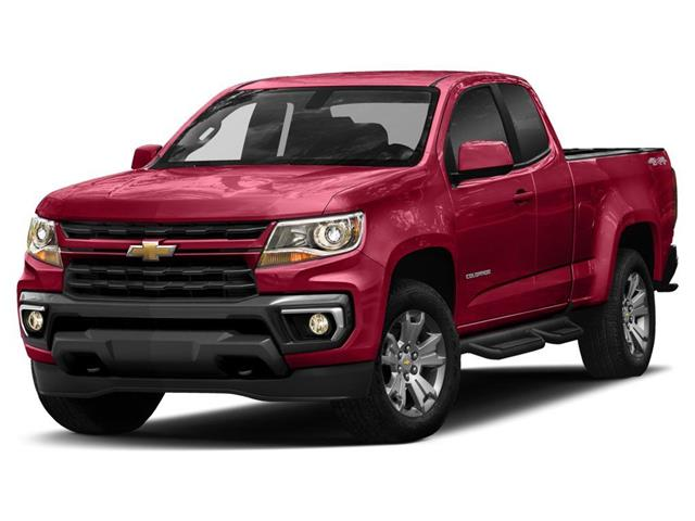 2021 Chevrolet Colorado WT (Stk: 87832) in Exeter - Image 1 of 1