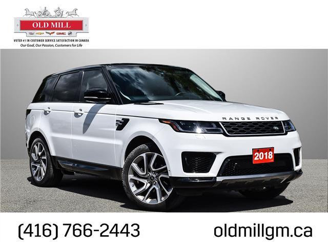 2018 Land Rover Range Rover Sport HSE (Stk: 181588U) in Toronto - Image 1 of 28