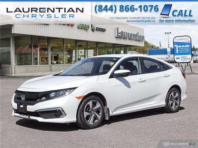 2019 Honda Civic LX (Stk: 19811A) in Sudbury - Image 1 of 24