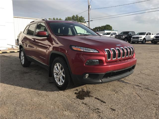 2017 Jeep Cherokee North 1C4PJMCS5HD220822 20U131 in Wilkie