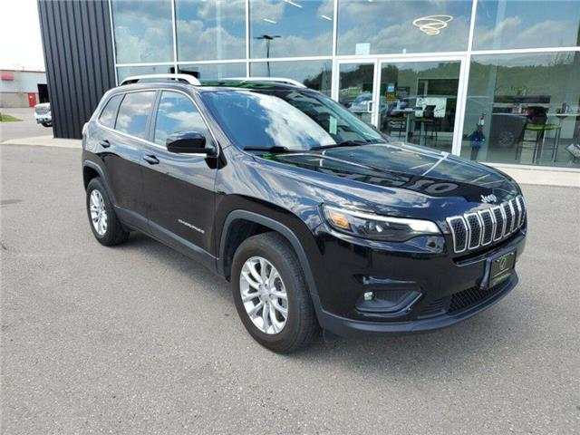 2019 Jeep Cherokee North (Stk: DR5703N Tillsonburg) in Tillsonburg - Image 1 of 30