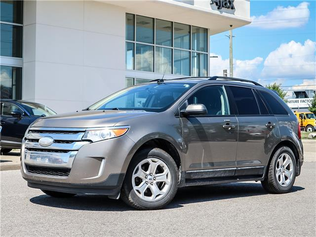 2013 Ford Edge SEL (Stk: 20-1298A) in Ajax - Image 1 of 6