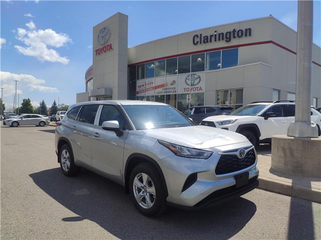 2020 Toyota Highlander LE (Stk: 20620) in Bowmanville - Image 1 of 7