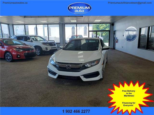 2017 Honda Civic LX (Stk: 400642) in Dartmouth - Image 1 of 16