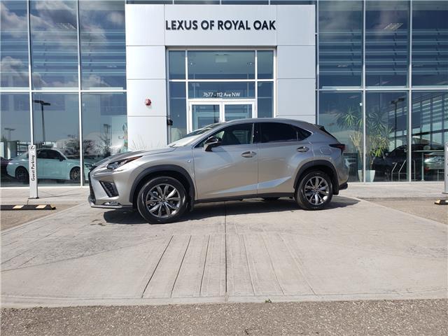 2020 Lexus NX 300 Base (Stk: L20379) in Calgary - Image 1 of 10