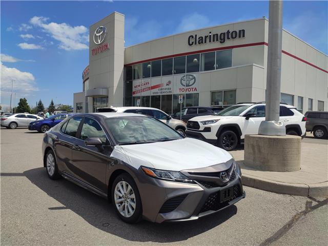 2020 Toyota Camry SE (Stk: 20623) in Bowmanville - Image 1 of 7