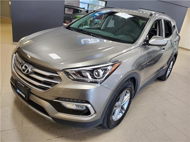 2018 Hyundai Santa Fe Sport 2.4 Premium (Stk: 18HS70305) in Winnipeg - Image 1 of 14