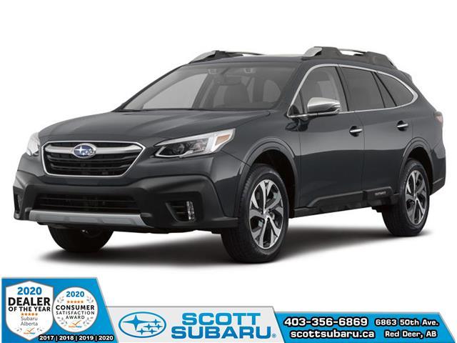 2020 Subaru Outback Premier XT (Stk: 227332) in Red Deer - Image 1 of 10