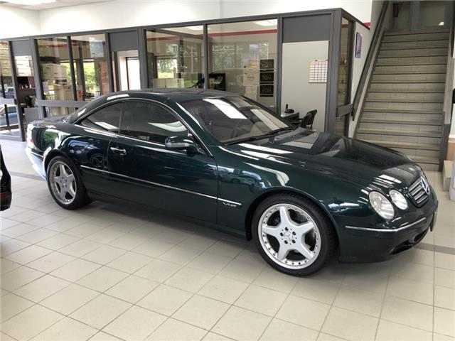2002 Mercedes-Benz CL-Class Base (Stk: -) in Ottawa - Image 1 of 23