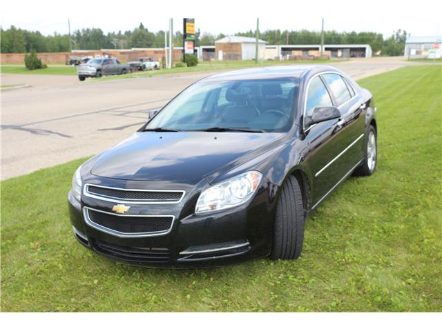 2012 Chevrolet Malibu LT Platinum Edition (Stk: JT133C) in Rocky Mountain House - Image 1 of 19