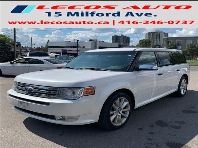 2011 Ford Flex Limited (Stk: D17234) in Toronto - Image 1 of 1
