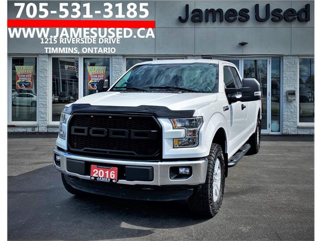 2016 Ford F-150 XLT (Stk: N20284A) in Timmins - Image 1 of 14