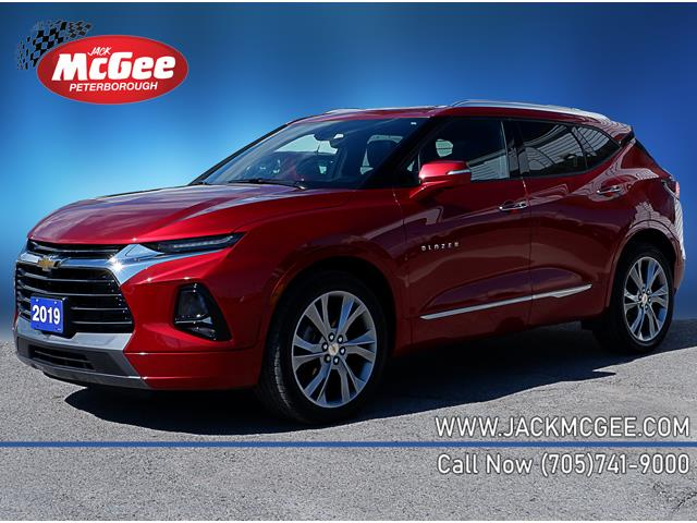 2019 Chevrolet Blazer Premier (Stk: 20081A) in Peterborough - Image 1 of 20