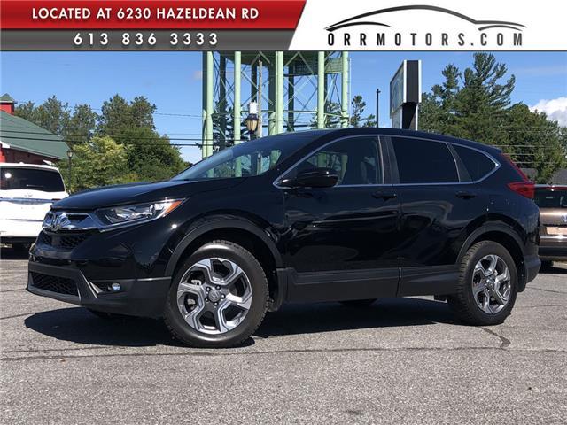 2019 Honda CR-V EX (Stk: 6109) in Stittsville - Image 1 of 6