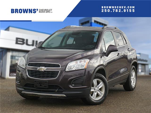 2015 Chevrolet Trax 2LT (Stk: T20-990A) in Dawson Creek - Image 1 of 16