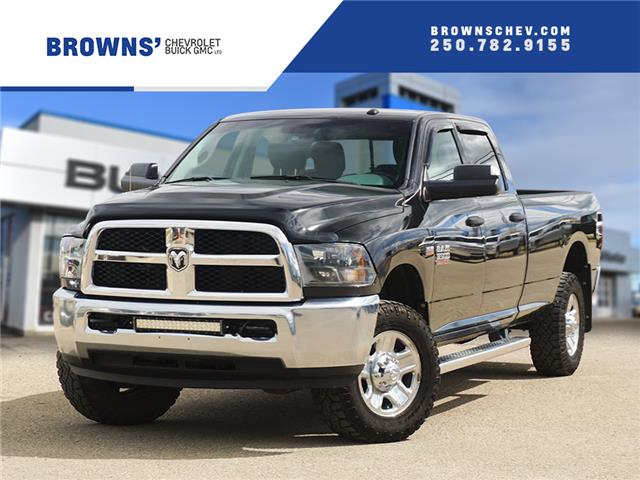 2016 RAM 3500 ST (Stk: T20-1374A) in Dawson Creek - Image 1 of 15