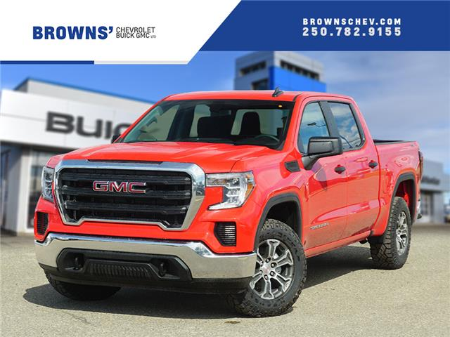 2020 GMC Sierra 1500 Base (Stk: T20-1411) in Dawson Creek - Image 1 of 15